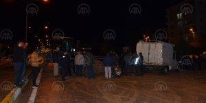 Adıyaman'da göçük: İki işçi yaralı
