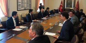 AK Parti heyeti yeni infaz paketiyle ilgili İYİ Parti ve HDP ile görüştü