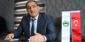 Diyarbakır OSB Başkanı istifa etti