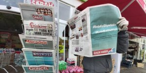 Diyarbakır gazeteleri 'evde kal' dedi