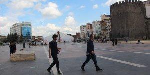 Diyarbakır'da maske takma zorunluluğu getirildi