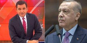 Cumhurbaşkanı Erdoğan, Portakal hakkında suç duyurusunda bulundu
