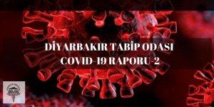 Tabipler Odası: Diyarbakır'da 200 korona hastası var, test sayısı yetersiz