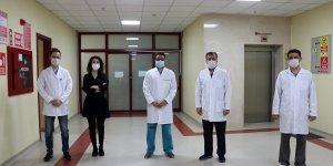 Türkiye'deki ilk plazma tedavisine Diyarbakır'da başlandı