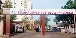 Selahaddin Eyyubi Devlet Hastanesi'nden tuhaf açıklama!