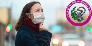 Diyarbakır Eczacı Odası'ndan maske teminine ilişkin açıklama