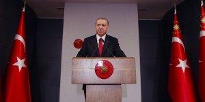 Cumhurbaşkanı Erdoğan ulusa seslendi