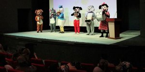 Çocuklar için online tiyatro