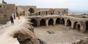 1600 yıllık Mor Kuryakus Manastırı turizme kazandırılıyor