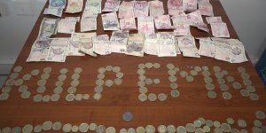 Diyarbakır'da dilenci denetiminden Irak dinarı!