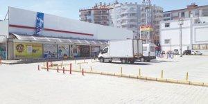 'Korona Market' faaliyetini sürdürüyor