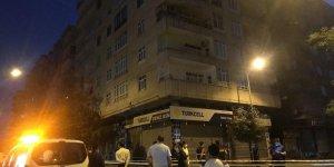 Diyarbakır'da bir binanın kolonları çatladı, 3 bina boşaltıldı