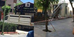Kayyum Celadet Ali Bedirxan Kütüphanesi'ni yıktırdı