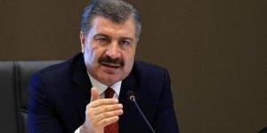 Sağlık Bakanı Koca'dan Diyarbakır paylaşımı