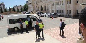 Mardin'de Zabıtaya direnen 6 kişiye gözaltı