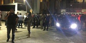 İşçi servisine EYP'li saldırı: 2 şehit