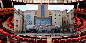 Diyarbakır'da artan vaka sayısı meclise taşındı