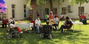 Diyarbakır'da engelli vatandaşlara yönelik telafi eğitimi