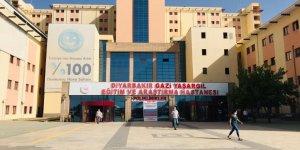 Diyarbakır'da 166 sağlık çalışanı koronaya yakalandı, 1'i hayatını kaybetti