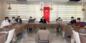 Diyarbakır'da LGS toplantısı yapıldı