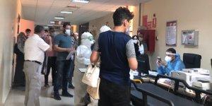 Diyarbakır pandemi hastanesinde kurallar deliniyor!