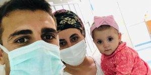 Diyarbakır'da Defne bebek için kampanya