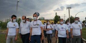 TTB Başkanı Feyzioğlu: Bu yürüyüş ne içindir?