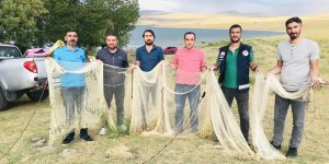 Yasak olmasına rağmen kaçak avlanmış 5 ton balık ele geçirildi