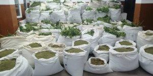 VİDEO - Diyarbakır'da son yılların en büyük uyuşturucu operasyonu