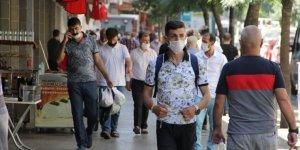 Diyarbakır'da bir ilçede maskesiz sokağa çıkma yasaklandı