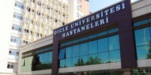 Dicle Üniversitesi'nde bir hemşire intihar etti