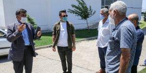 Diyarbakır'da 'taziye ikna ekipleri' göreve başladı