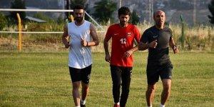 Diyarbekirspor'da hazırlıklar sürüyor