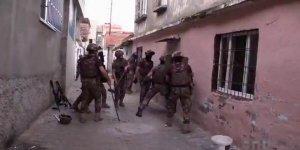 Diyarbakır'da hava destekli uyuşturucu operasyon: 38 gözaltı