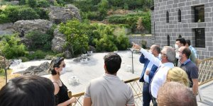 Vali Karaloğlu: Millet Bahçesi'nde Diyarbakır'a özgü ağaçlar kullanılacak
