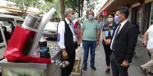 Diyarbakır'da şerbet satıcıları, kentin kültürünü yansıtan tek tip kıyafete geçti