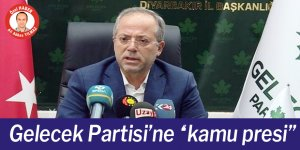 Gelecek Partisi'ne 'kamu presi'