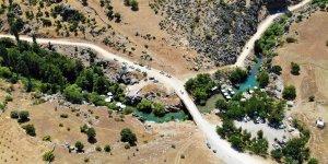 Diyarbakır'ın doğa harikası: Sinek Çayı