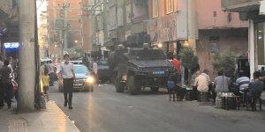 Diyarbakır'da 'kız isteme' kavgası: 1 Yaralı