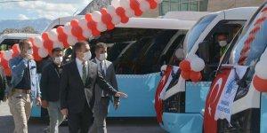 Belediye şehir içi toplu taşıma seferlerine başlıyor