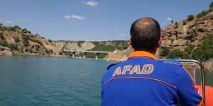 Gülistan Doku'yu barajda aranma çalışmaları sürüyor