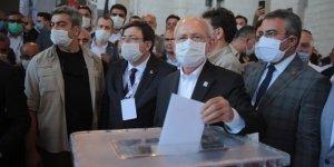 Kılıçdaroğlu yeniden başkan