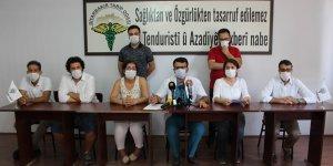 VİDEO - Diyarbakır'da hastanelerde 600 vaka var