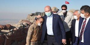 Erdoğan Cudi Dağındaki askerlerle bayramlaştı