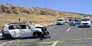 Şanlıurfa'da kaza: 1 ölü, 3 yaralı