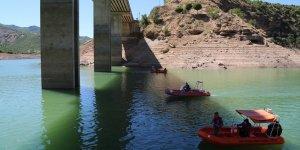 Gülistan Doku için baraj gölü minimum seviyeye düşürüldü