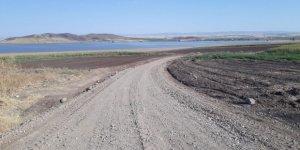 Bismil Köprü Mahallesi'nde yol çalışmaları başladı