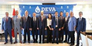 DEVA Partisi Siirt teşkilatı kuruldu