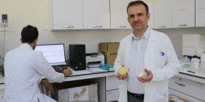 Dicle Üniversitesinde bordan el yumuşatıcı krem üretildi