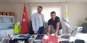 Bağlar Belediyespor Ekrem Üşen ile yola devam kararı aldı
